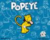 Popeye The Sailor Man - Eugene The Jeep Enamel Pin