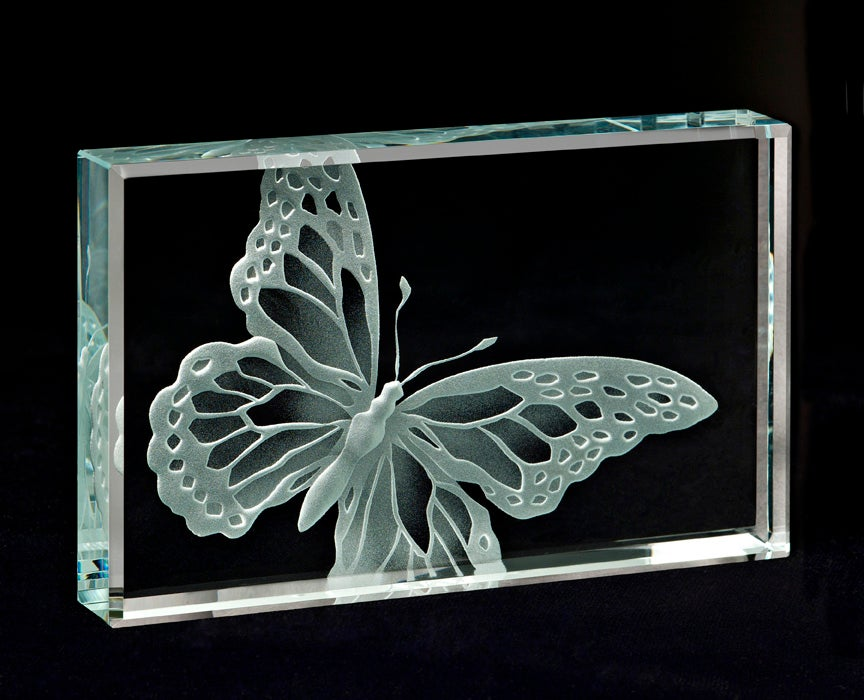 Image of Monarch Paperweights
