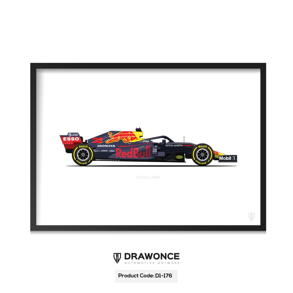 Red Bull RB16 (D1-176)