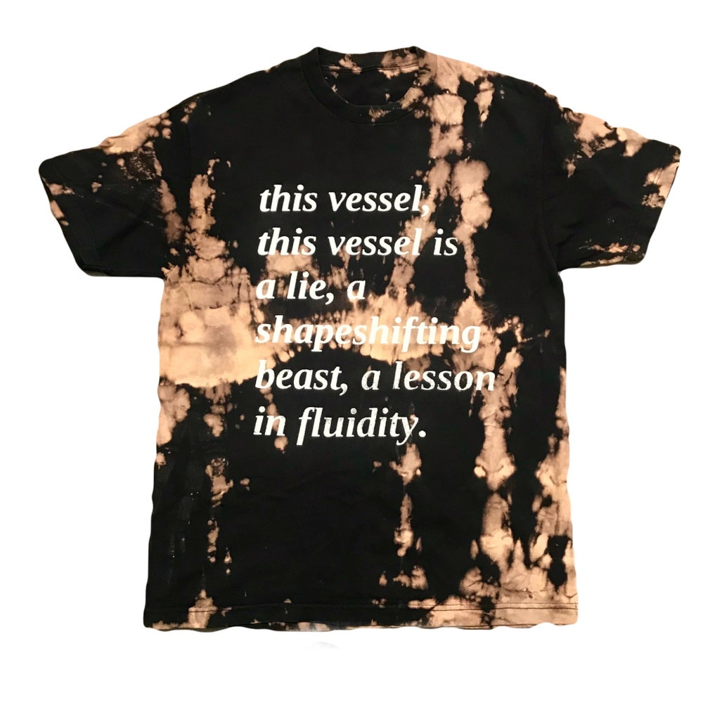 Image of vessel (bleached)