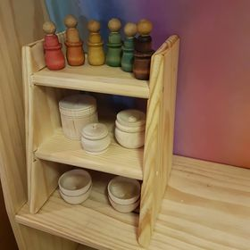 Image of Mini Shelf for Playstand