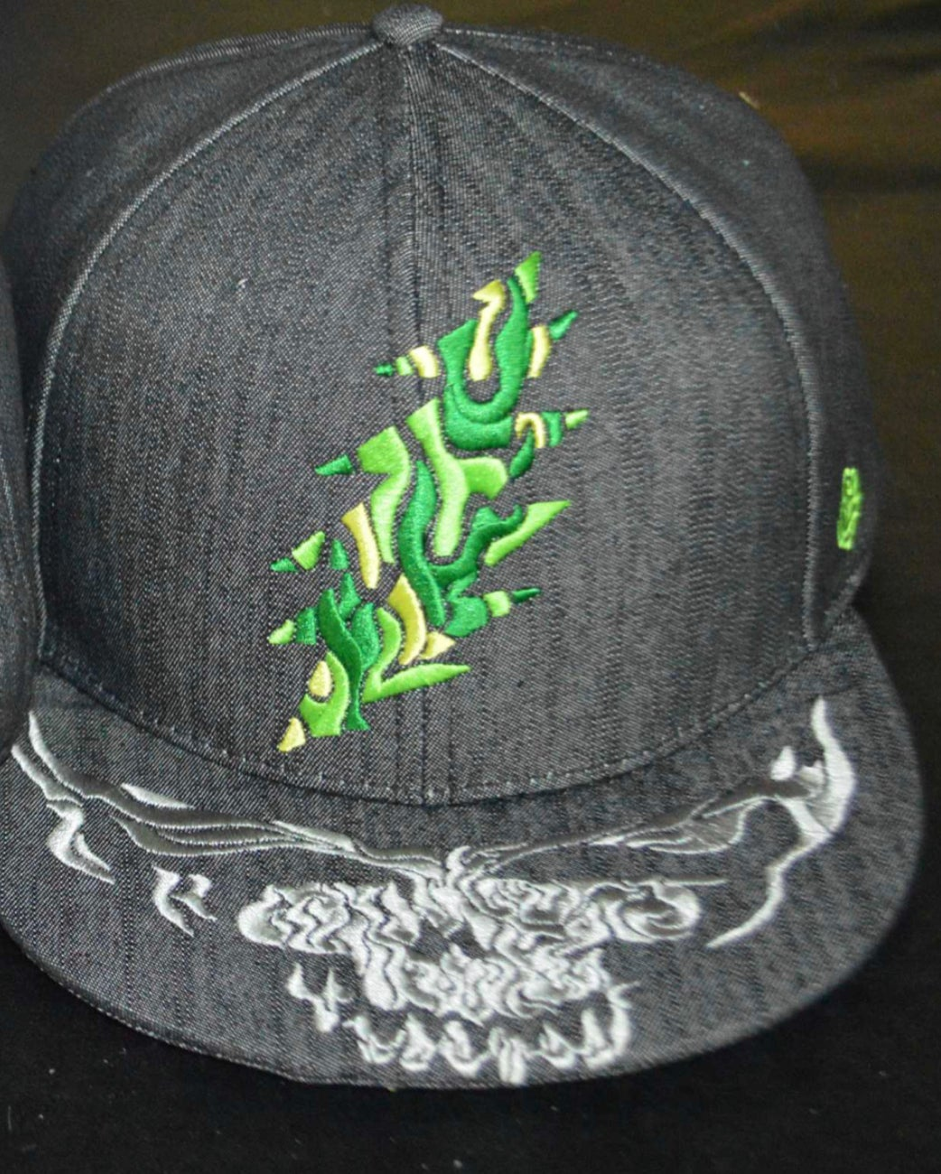 Image of Steal your flat brim by Lyrical Visions