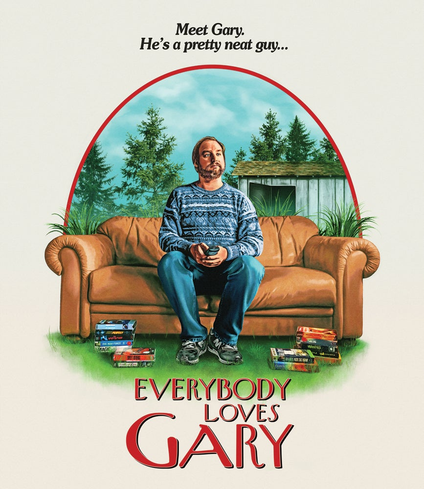 """Image of """"Everybody Loves Gary"""" Blu-ray ***PREORDER SHIPS FEBRUARY 2021***"""