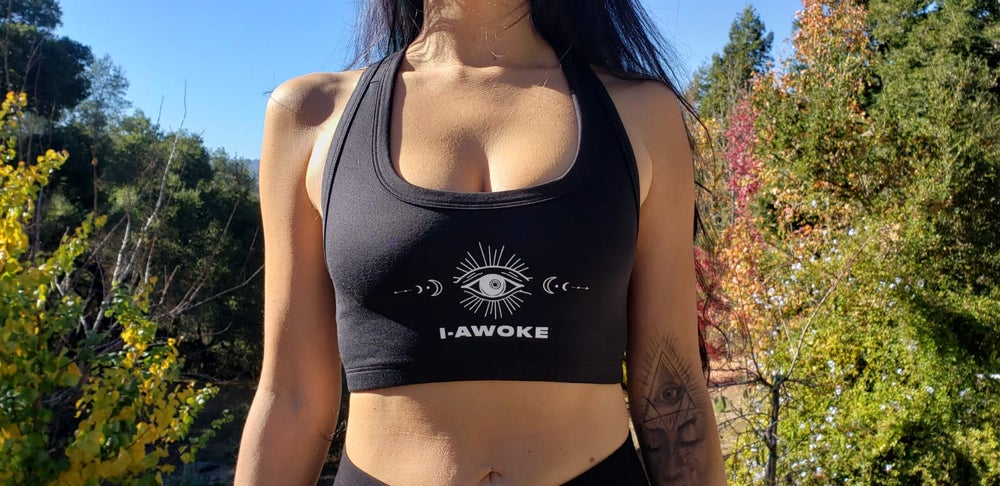 Image of I Awoke Yoga Sports Apparel