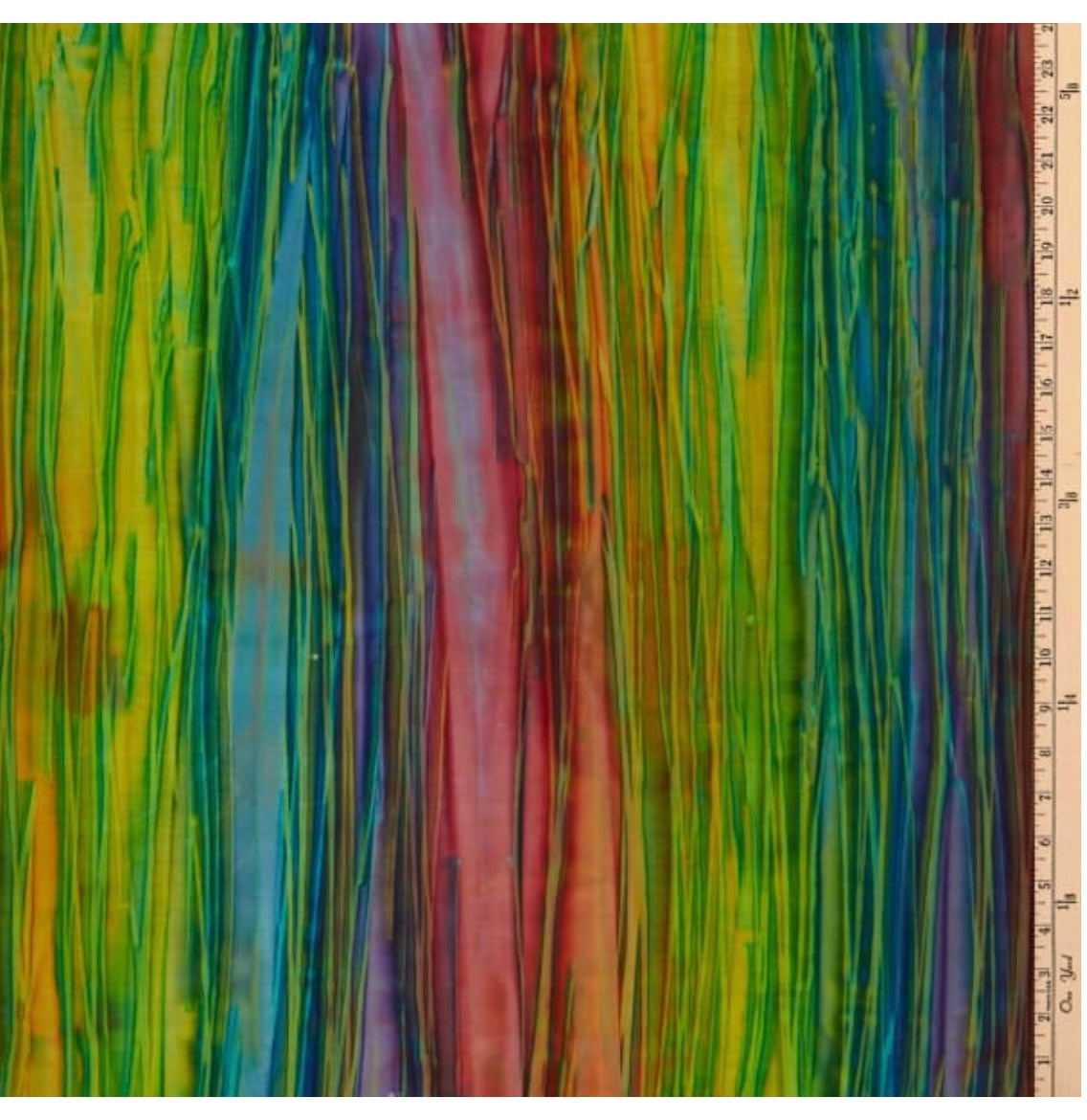 Image of Patina Handpaints Stripes Bright Shade 40cm