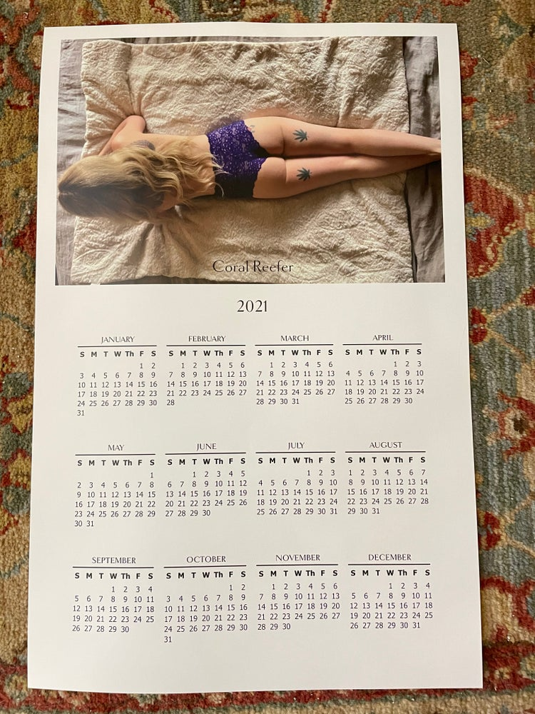 Image of Glossy Calendar & Poster