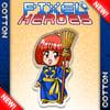 Pixel Heroes - Cotton
