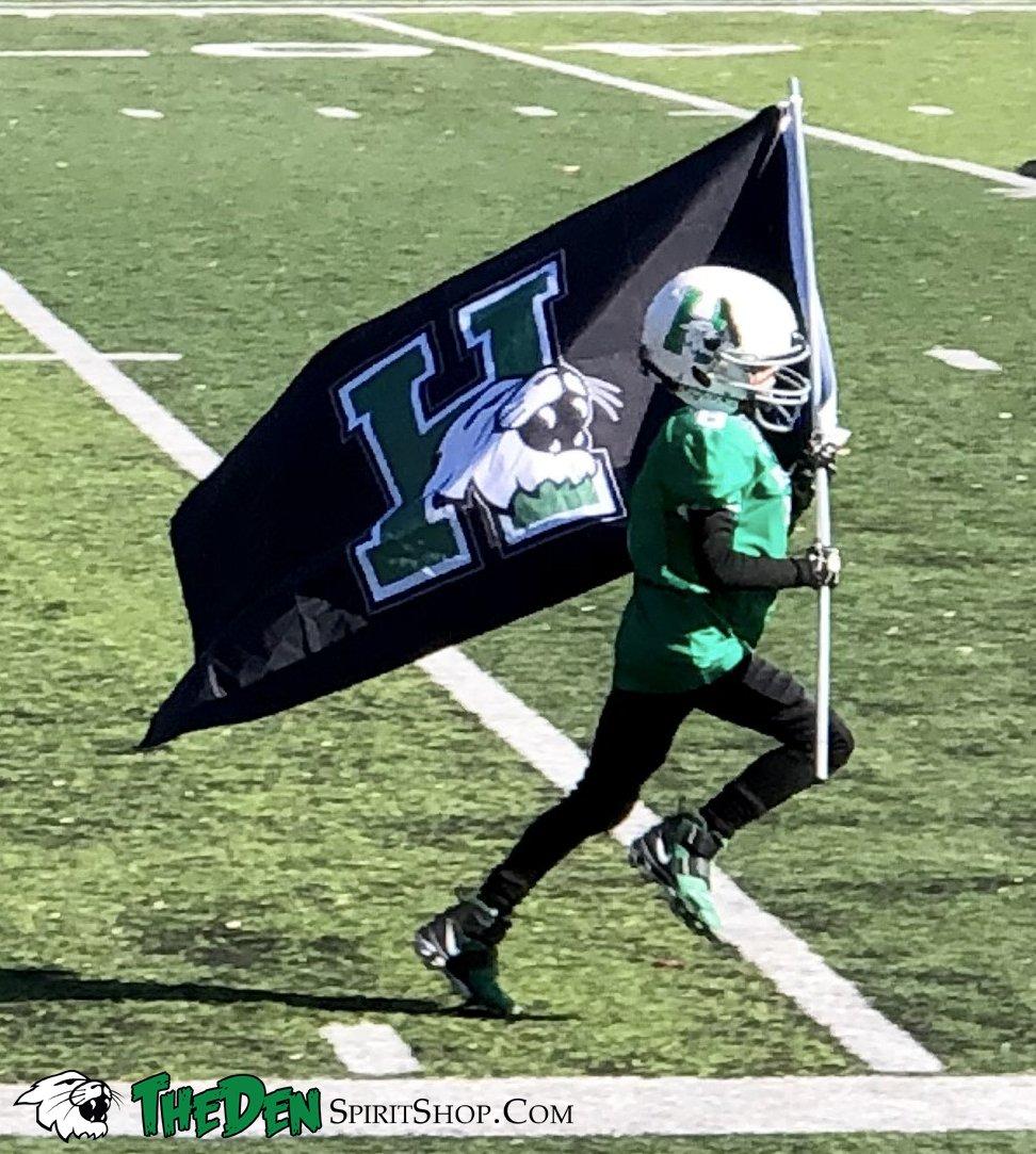 Image of H Logo Flag, 3ft x 5ft