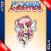 PIXEL HEROES - Silk