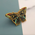 Celestial Butterfly Pin Image 3