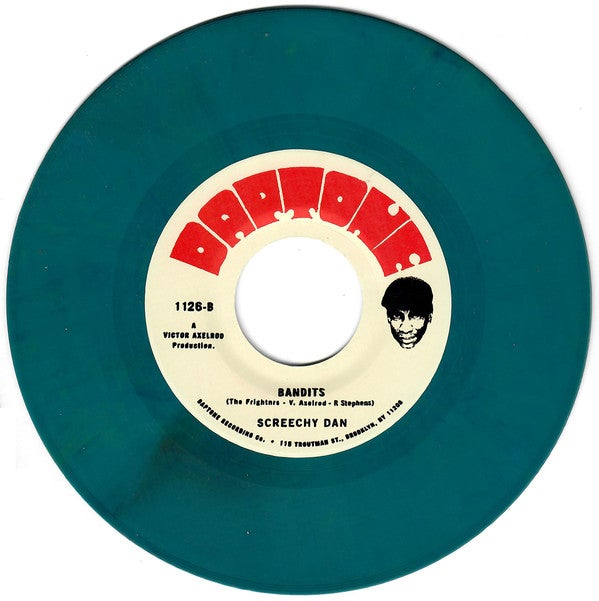 "Leon Dinero - If You Ask Me b/w Screechy Dan - Bandits (limited random color 7"")"