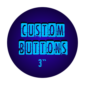 """Image of 3"""" Custom Buttons"""