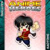 Anime Heroes - Saotome