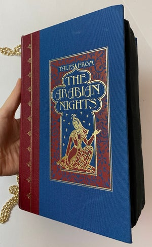 Image of Arabian Nights Book Purse