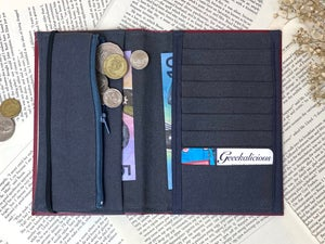 Image of Jane Eyre Book Wallet, Charlotte Bronte