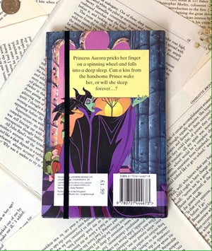 Image of Sleeping Beauty Book Wallet