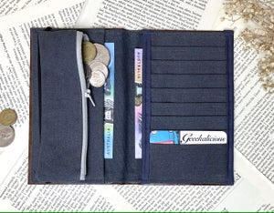 Image of Dr Jekyll and Mr Hyde Book Wallet