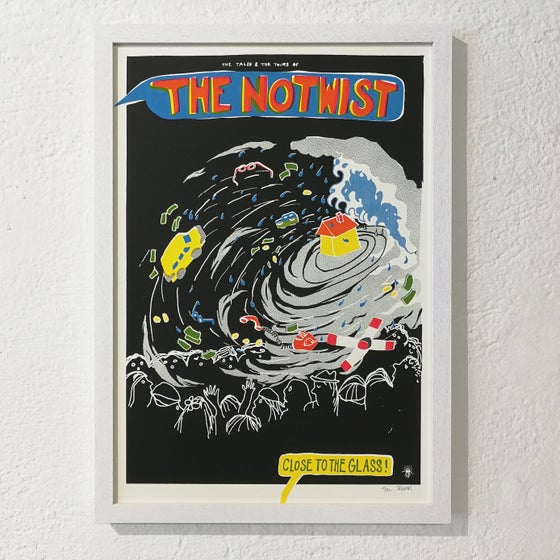 Image of THE NOTWIST 2014 (Art-Print)