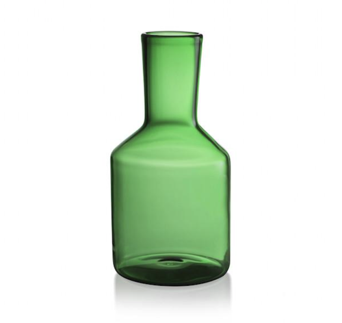 Image of Carafe and Tumbler Set Green