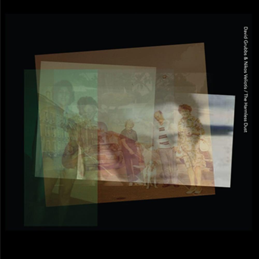 David Grubbs & Nikos Veliotis - The Harmless Dust (IMP024)