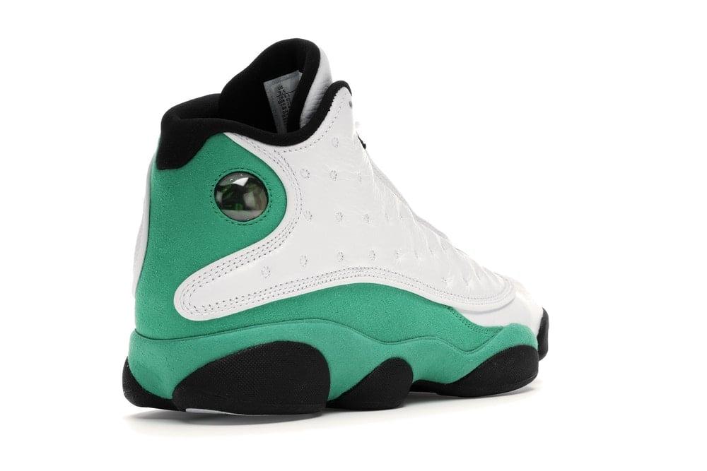 "Image of Nike Retro Air Jordan 13 ""Lucky Green"" Sz 9.5"