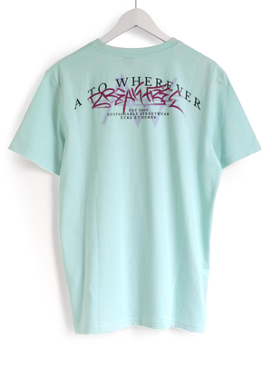 Image of 'Break Free' Tee - Teal