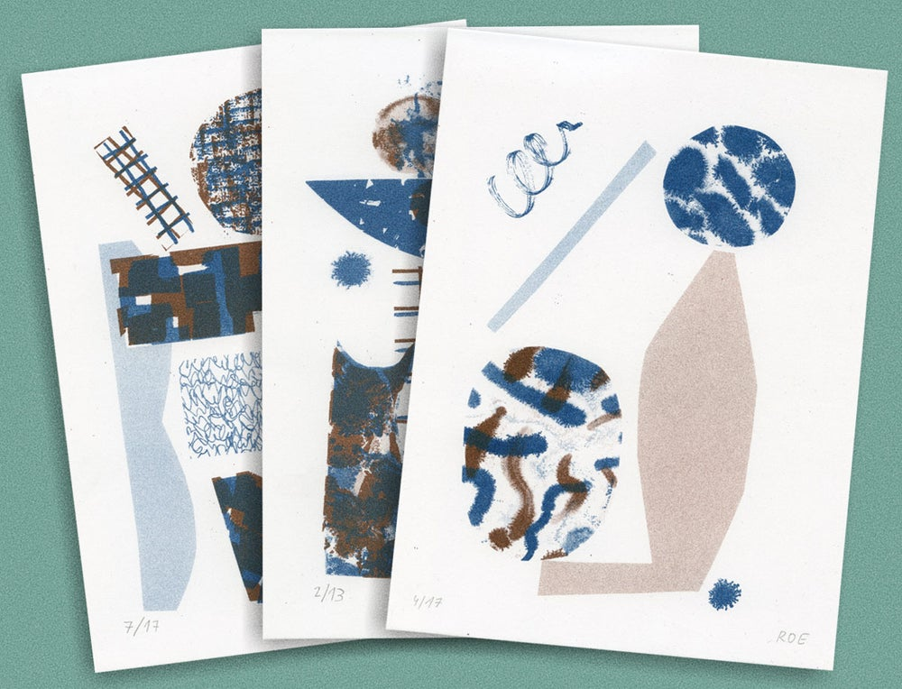 Image of COLLAGE PRINTS