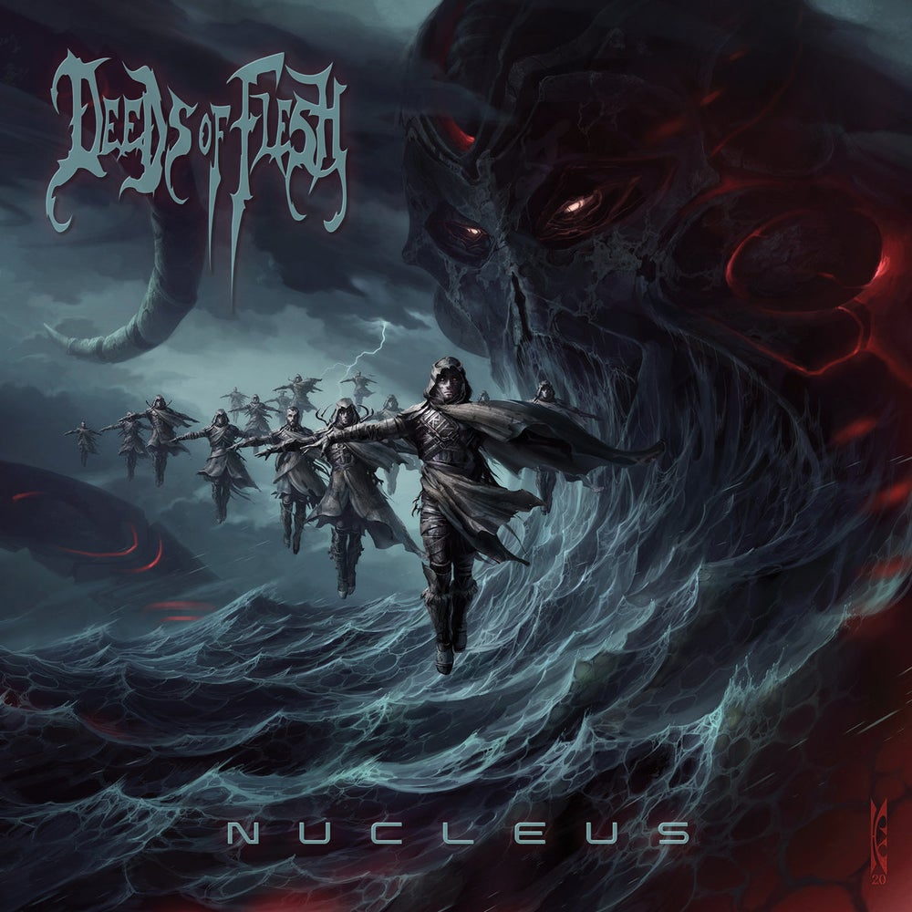 Image of DEEDS OF FLESH - Nucleus CD (Digi-Pack)
