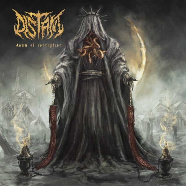 Image of DISTANT - Dawn Of Corruption CD