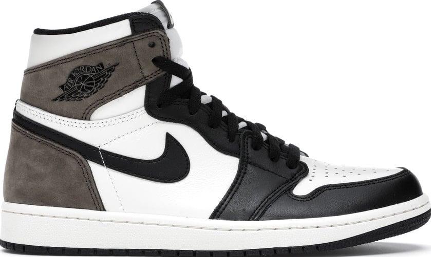 """Image of Nike Retro Air Jordan 1 """"Mocha"""" Sz 7.5"""