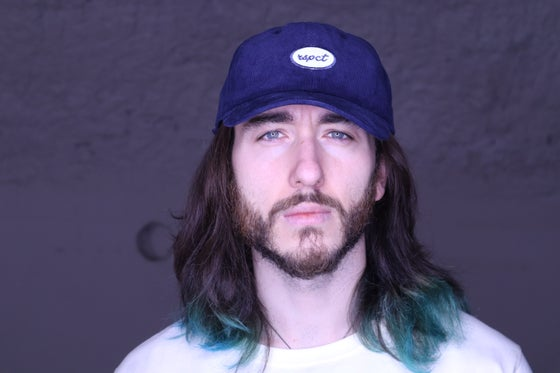 Image of DAD HAT RP BLUE