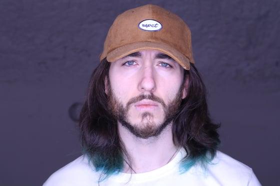 Image of DAD HAT RP CARAMEL