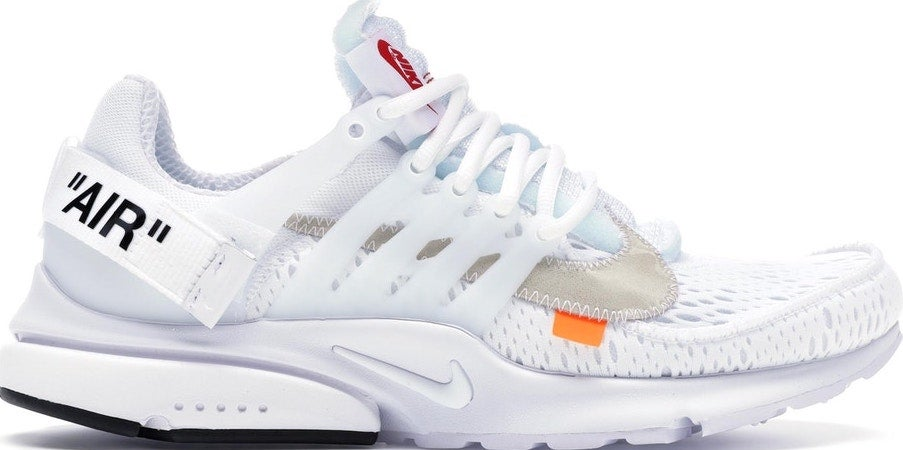 "Image of Nike Air Presto Off White ""White"" Sz 8"