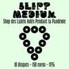 SLIPP Medium FLIF / 10 LP's -15%