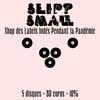 SLIPP Small FLIF / 5 LP'S -10%
