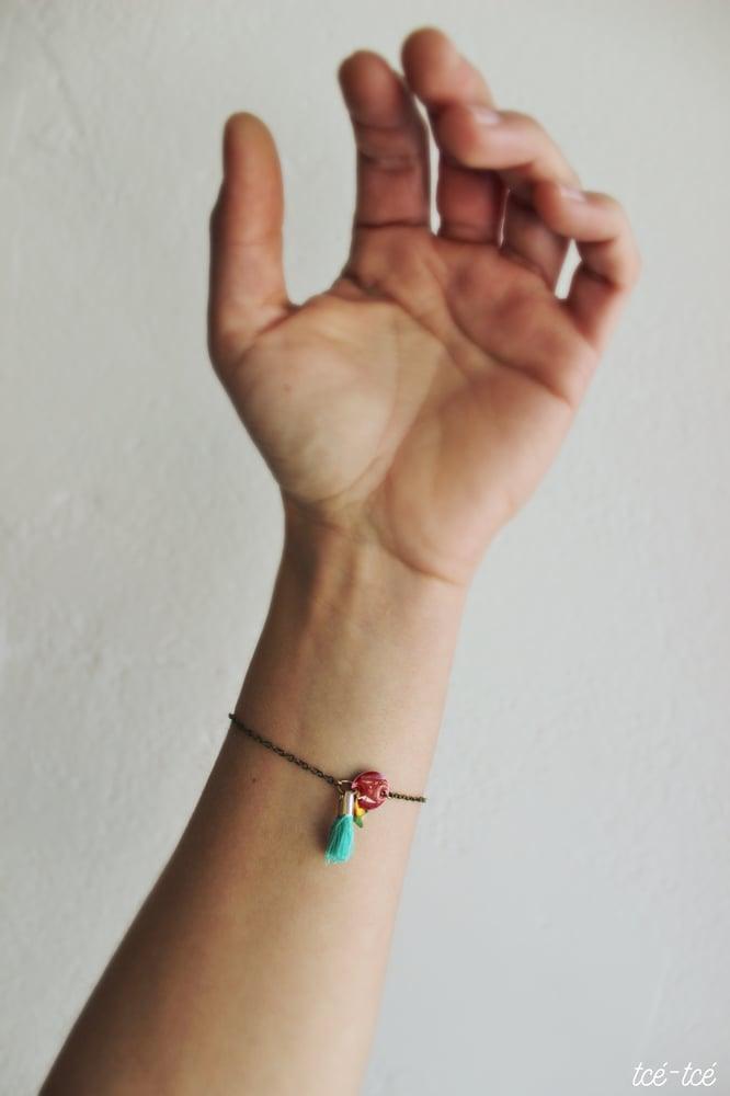 """Image of Bracelet """"La bonne étoile"""""""