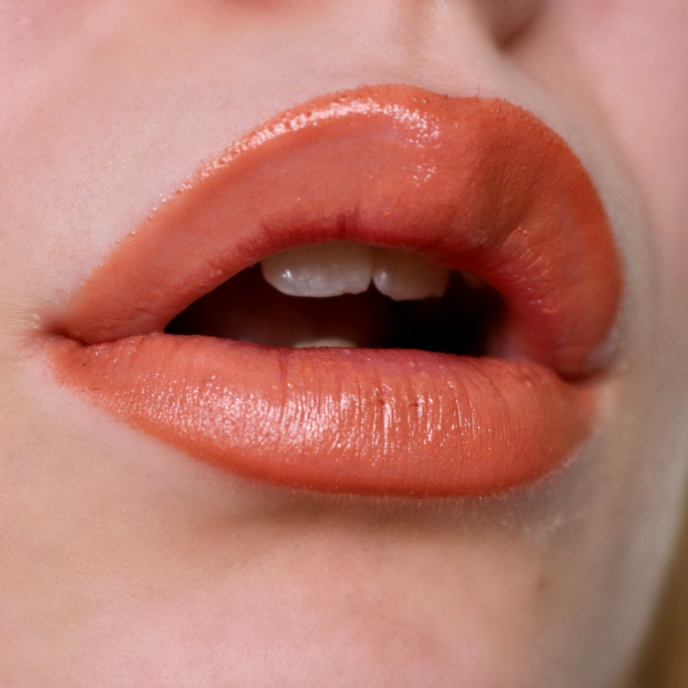 Image of 'Nude Coral ' Luxe lip liner