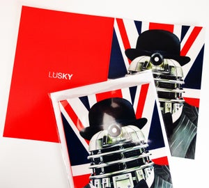 Image of 3 All Purpose High Quality Greetings cards.