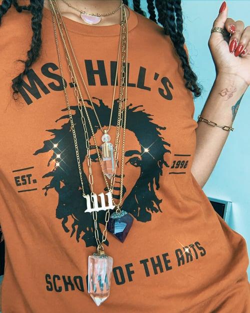 Image of EMA • Long Quartz Necklace