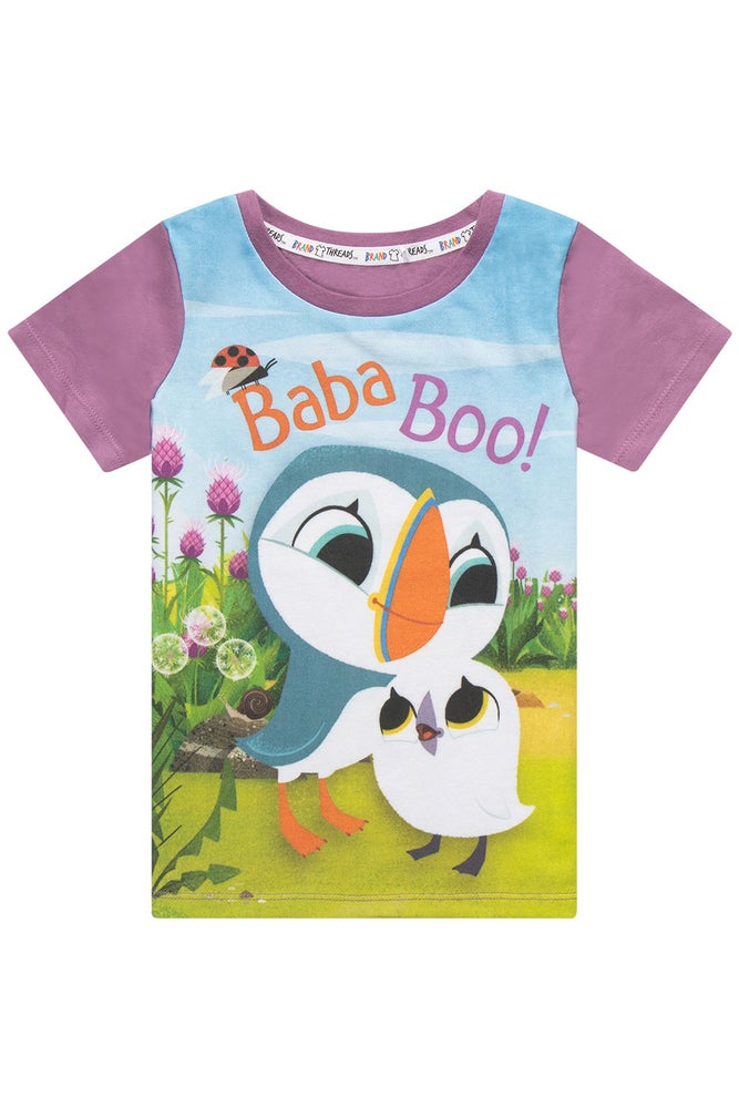 Image of Puffin Rock Kids Tshirt