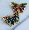 Celestial Butterfly Pin - Seconds