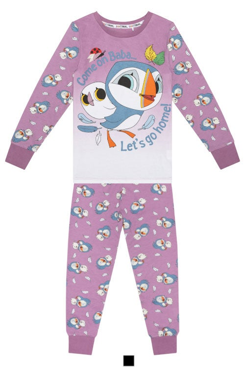 Image of Puffin Rock Kids Pyjamas