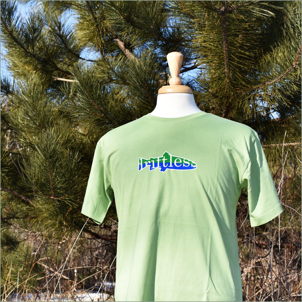 Image of Eco Trout Organic Cotton T-shirt