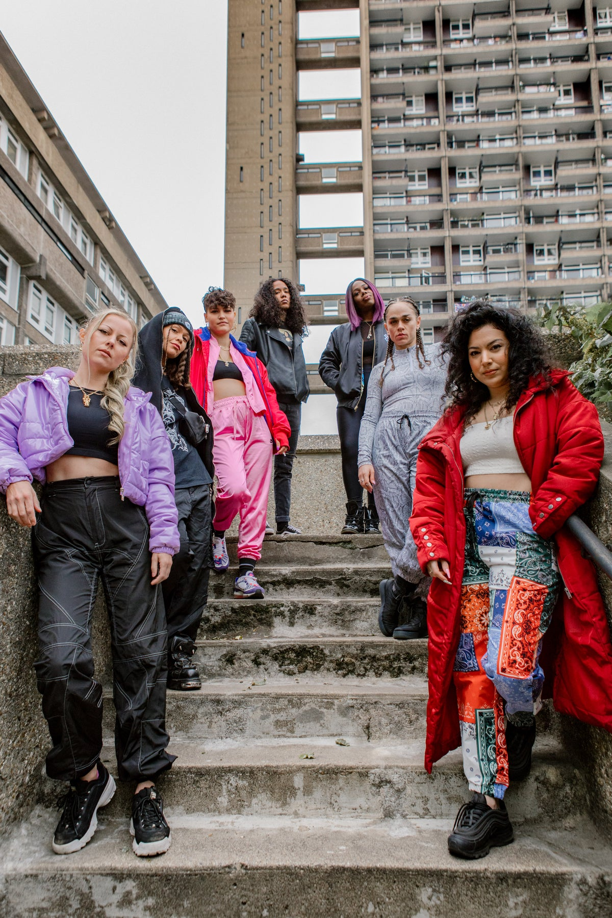 Image of PRE-ORDER Too Many Man: Women of Grime (V2)