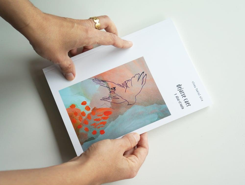 """Image of Libro - """"Dejarse caer y alzar el vuelo"""""""