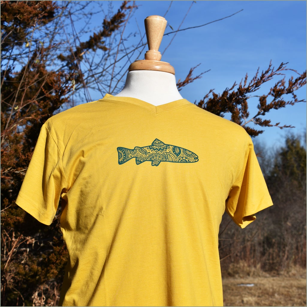 Image of Henna Trout T-shirt