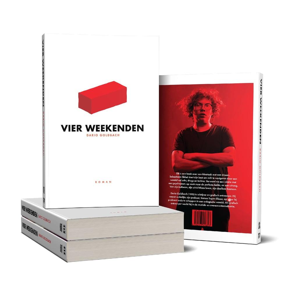 Image of Dario Goldbach - Vier Weekenden