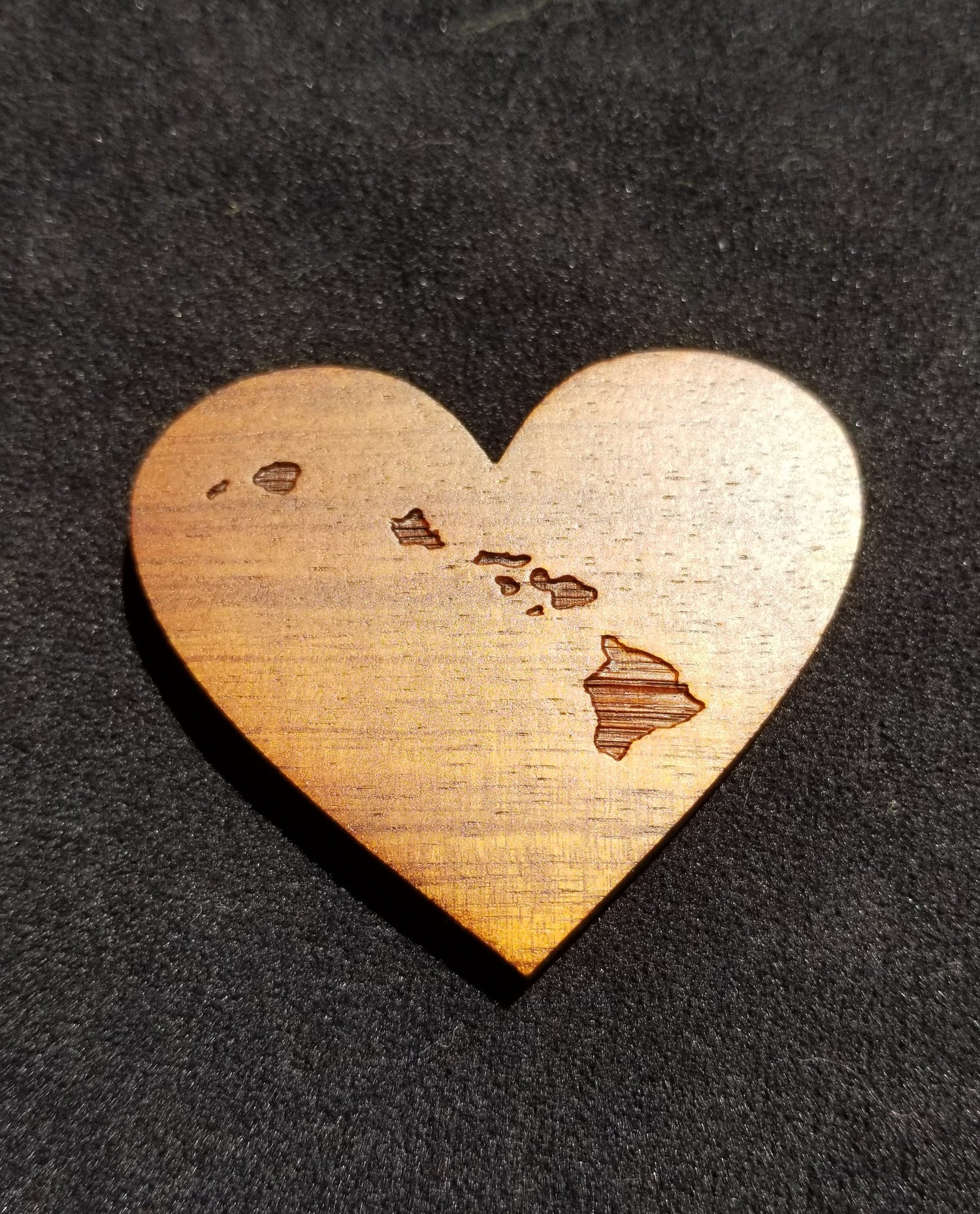 Image of Koa Wood Magnet