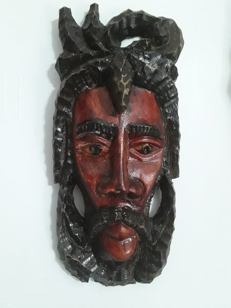 Image of Jamaican Man 15 inch
