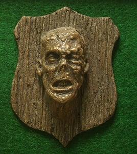"Image of ""Toxic"" Zombie trophy"